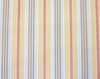 Joel Dewberry, Aviary, Broad Stripe in Yellow Light - 1 Yard