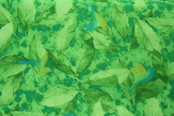 Paintbrush Studio, Canopy Tour, Leaf Texture  (6541) - 1 Yard Clearance