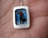 Diver Pendant RESERVED for mouk33