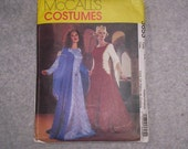 Medieval Dress Costume Pattern Uncut and Factory Folded 14-20
