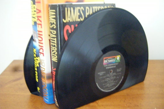 Steppenwolf Record Bookends