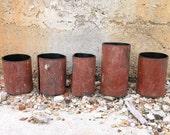 Industrial Home Decor, Metal Vase No. 11 of 12