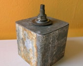 Upcycled Reliquary Box