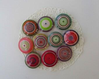 Large Saucer Beads