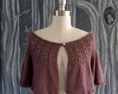 Fable Cardigan knitting pattern (PDF)