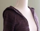 Bayshore Cardigan Knitting Pattern (PDF)