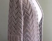 Crafter's Bay Cardigan Knitting Pattern (PDF)