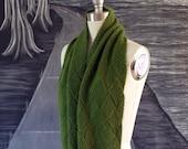 Luberon Scarf knitting pattern (PDF)