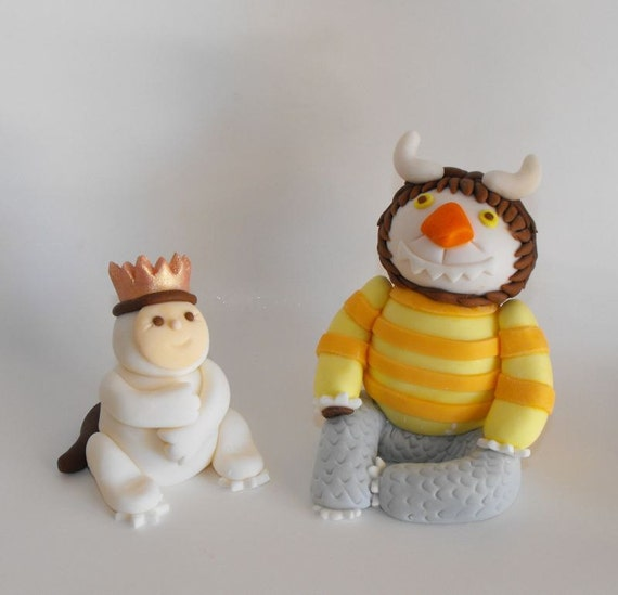 Where The Wild Things Are Cake Toppers