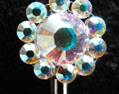 Faerie Lights Hair Pins - Crystal Swarovski AB