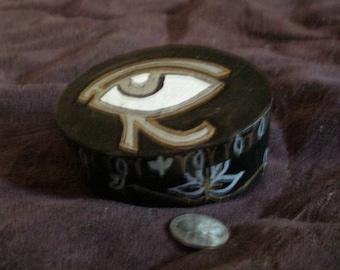 Eye of Horus stash box