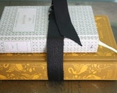 Black Book Belt / Book Strap