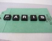 PARIS vintage game
