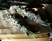 Organic Sage Bundle Sacred Smudge Stick
