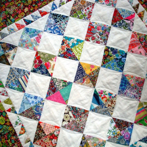 Perfectly Charming  Wall Quilt pattern - Switch About