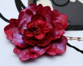 Wild Rose Layered Flower Die Cut