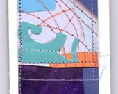 ATC ACEO Mixed Media Collage