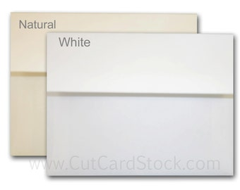 Cougar NATURAL  A6 Envelopes 50 pack