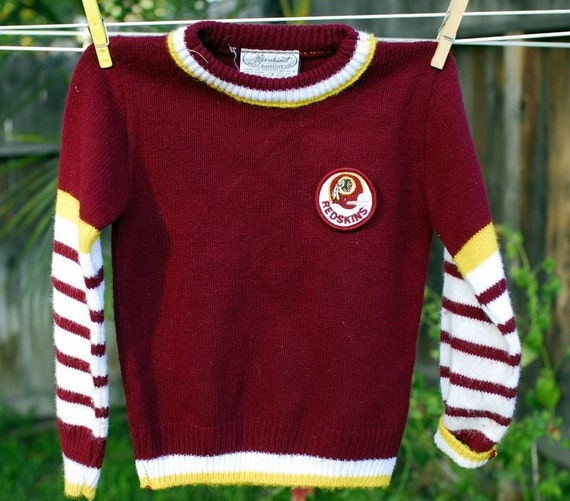 Vintage baby boy sweater