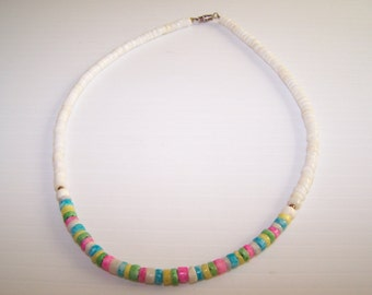 Shell Necklace Muti-color