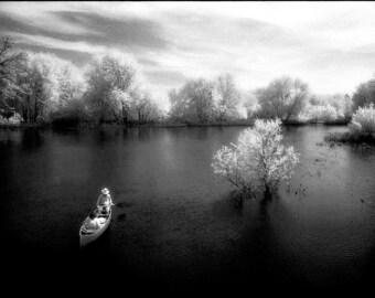 Concord River Photograph Print