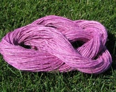 Azalea Hemp (2oz\/125 handspun yards)