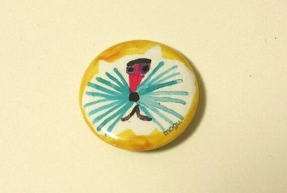 Pin Badge (Cat)