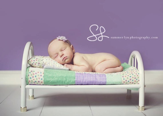 Vivienne Skinny Headband - Lavender...Multiple Sizes Available Newborn Baby Infant Toddler Adult