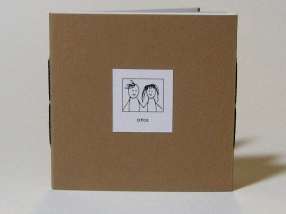 Once - artists book