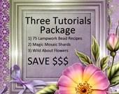 GemsInBloom Three Tutorials Bundle Package Save Money