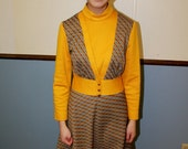 1970's Turtleneck Tunic size 8