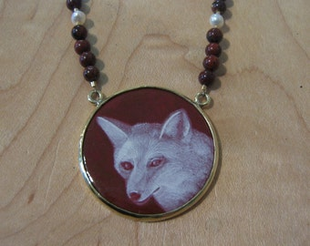 Grisaille Fox