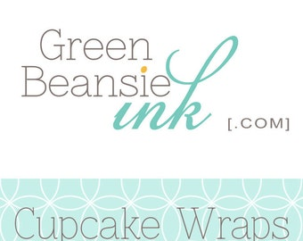 Cupcake Wraps for any Package Design