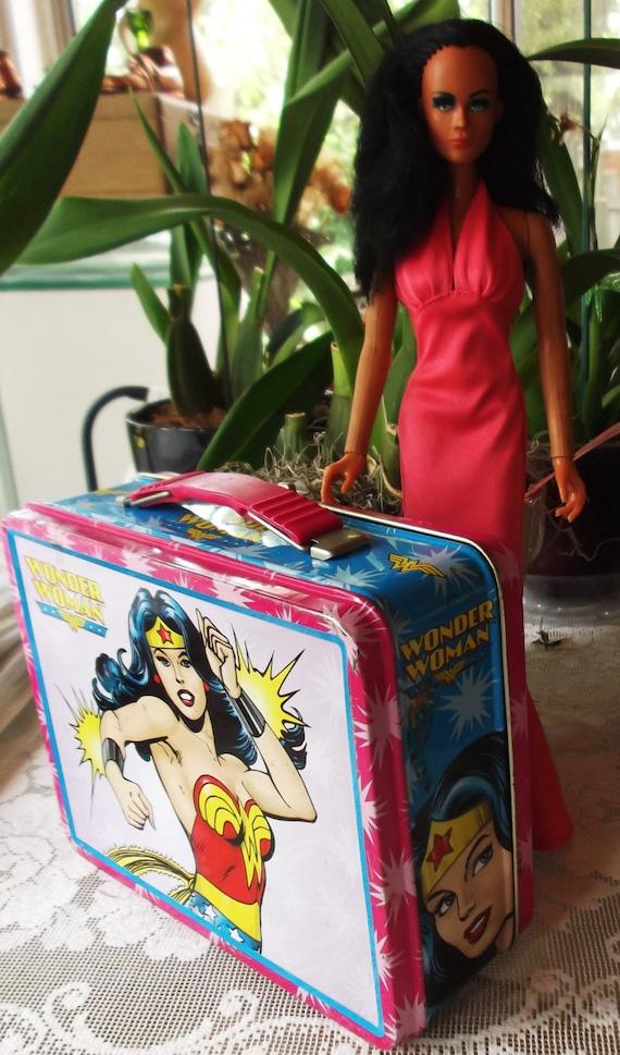 Vintage Wonder Woman 1976 Dc Comics Linda Carter Doll By