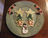 Holiday Cookies Plate