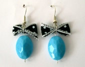 Beads and Bows Earrings