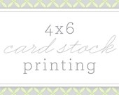 Have any of my designs printed for you as 4x6 CARD STOCK cards