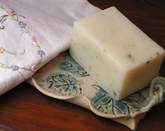 Wake Up Rainwater Soap with Organic Mint