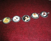 Bottlecap Custom Bracelet