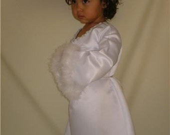 White Angel, Toddler Girl, Gown Costume 18m - 4t