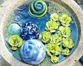 Set of four floats as featured in Better Homes and  Gardens magazine