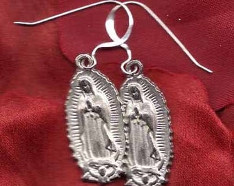 Guadalupe Earrings- a Great Basic for Everyday