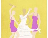 BRIDESMAIDS Original Movie Poster