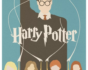 HARRY POTTER Poster Artwork