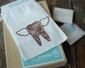 tooth fairy kit - aqua