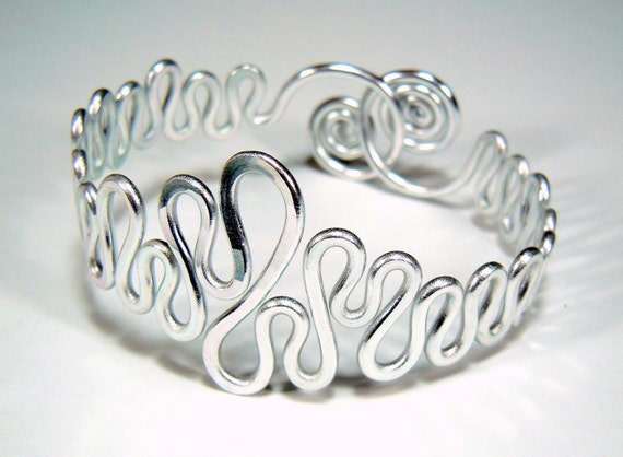 Zig Zag Adjustable Bracelet