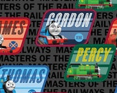 Tank Names, Thomas and Friends - All Aboard