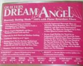 Quilters Dream Batting,  Dream Angel,  60x46