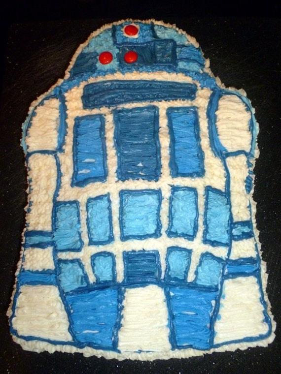 Wilton R2d2 Cake Pan