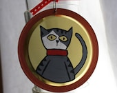 Kerr Kitten Ornaments